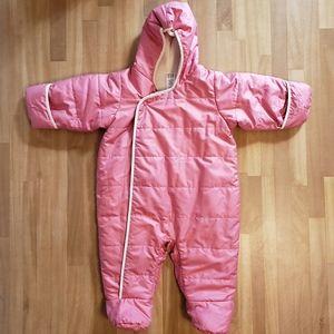 GAP Baby Winter Hooded Snowsuit